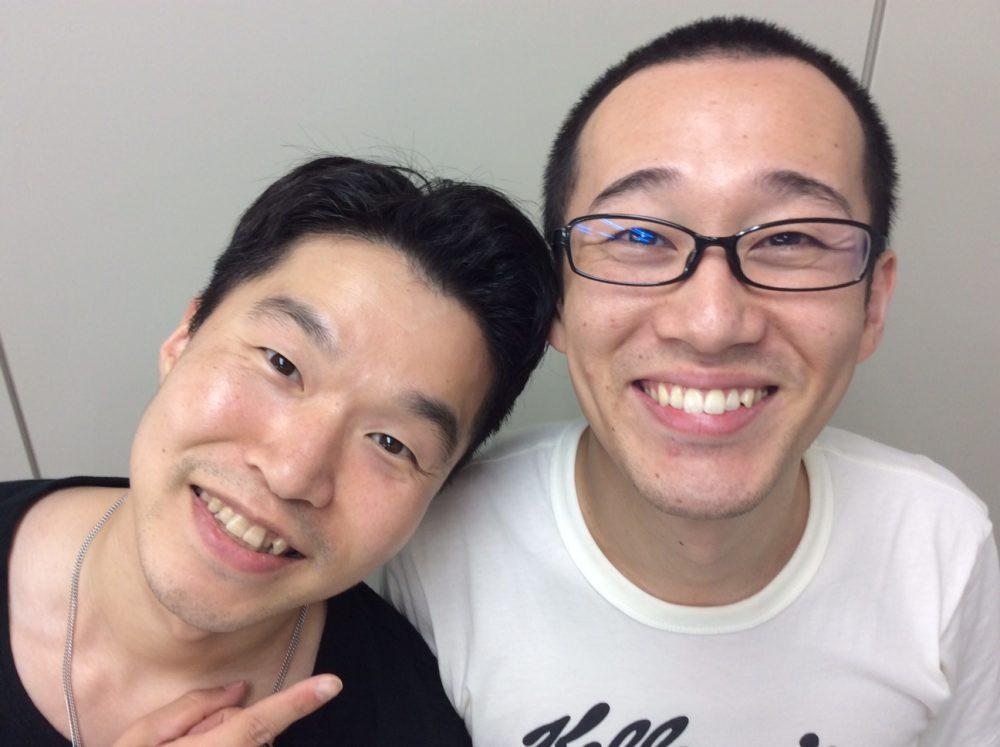 日本放映プロ山西規喜橋本朋幸