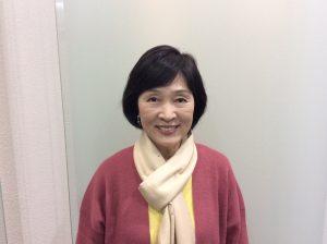 日本放映プロシニアタレント上田晃世TVCMオーディション