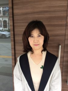 日本放映プロシニアモデルタレント小柳美継