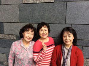 日本放映プロシニアモデル女性