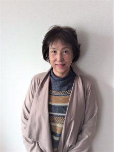 日本放映プロシニアモデル撮影現場