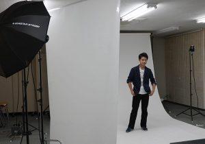 久保田直樹プロフィール写真撮影