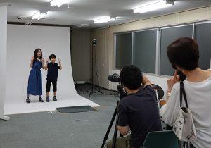 子役プロフィール撮影