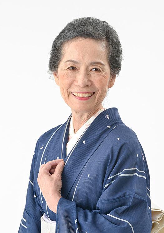 関西大阪のタレントプロダクション日本放映プロ所属タレントの森純子の画像