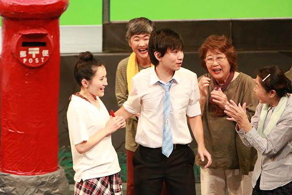 関西のタレントプロダクション日本放映プロ(株)の舞台公演写真